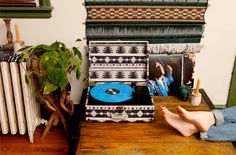 Urban Outfitters - Blog - UO At Home: Music Sounds Better With You