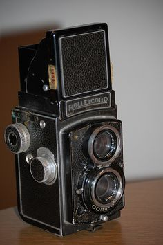 Old Camera #camera #Rolleicord