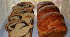 Cozonac pufos cu umplutura de nuca Muffin, Good Food, Food And Drink, Gluten, Cooking Recipes, Bread, Breakfast, Desserts, Dessert Ideas