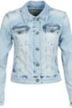 Freeman T.Porter MAISY womens Denim jacket in blue 1 220x330 The best denim jackets for all occasions