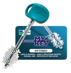 My Key   Mottura Serrature di Sicurezza