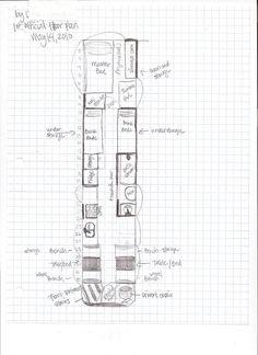 Step #5: Floor Plans & Interior Design   Sun Dragon Adventures