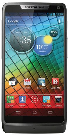 Is the RAZR i the fastest smartphone ever? Motorola says yes.
