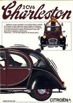 Citroen 2cv charleston 1980 folder • citroen 2CV 'duck'