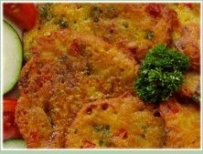 Zeleninove placicky Quiche, Zucchini, Vegetarian, Vegetables, Breakfast, Food, Morning Coffee, Essen, Quiches