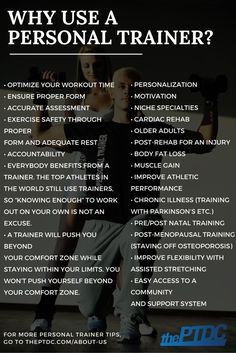 37 Catchy Personal Training Business Names Personal trainer