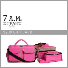 #giveaway I want to win a @7amenfant gift card worth $200 from the Mommy Deserves giveaway