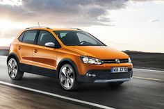 VW CrossPolo - Only sold in Singapore for now!