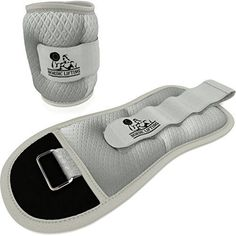 Ankle Wrist Weights 1 Pair Two 2 lbs for Women Men and Kids Fully Adjustable Weight for Arm Hand Leg Best for Walking Jogging Gymnastics Aerobics Gym Sleek Grey 1 Year Warranty ** Continue to the product at the image link. Strength Training Equipment, No Equipment Workout, Workout Gear, Travel Workout, Cycling Workout, Gym Gear, Fitness Gear, Fitness Equipment, Workouts