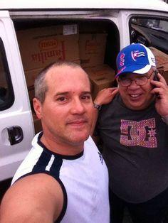 SOLIDARIDAD! Entregan donativo a cubanos varados en Costa Rica ( Fotos)