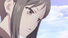 "This is from the anime ""Hanasaku Iroha."" The girl in the gif is Minko Tsurugi."