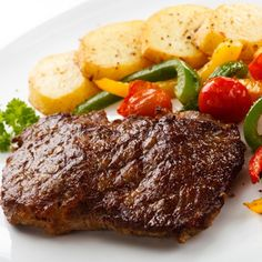 """2 x 6-7oz Lite Beef™ Rump Steaks - Ah the humble Rump Steak – often considered the """"fatty"""" steak and often looked over in favour for a succulent Sirloin or fancy Fillet – shame… But NOT any more and it's all thanks to our EXCLUSIVE Lite Beef™ Rumps with just 3.7g of fat per 100g!"""