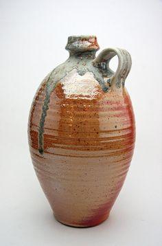 IMG_8470 bottle, lemon wood ash drips by Nate Pidduck, via Flickr
