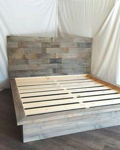 Cali King Bed Frame Diy