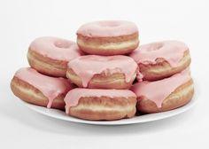 :::pink doughnuts