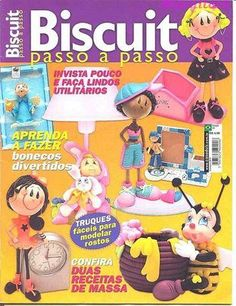 FOR FULL MAGAZINE GO TO THE LINK https://picasaweb.google.com/110541806776491790489/BiscuitPassoAPasso28