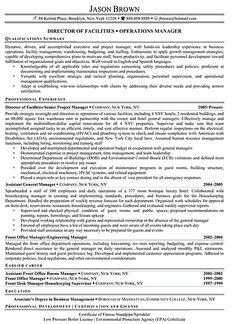 Retail Store Manager Resume   General Manager Resume  Find The