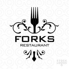 Strabane Catering logo design | catering logo | Pinterest ...