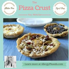 Gluten free/Top 8 Free/Allergy Friendly- A fillable pizza crust featuring Enjoy Life Foods- who says pizza can only be served one way?! Printable Here: http://allergyphoods.com/wp-content/uploads/2016/05/ServeItRecipe.pdf #TracyBNutrimom #enjoylifefoods #pizza #eatyourpizza #nobowlneeded #WinonaPureOil #serveit #pizzaoutsideofthebox #foodie #KitchenGeek #Imweird #glutenfree #top8free #allergyfriendly #dairyfree #nutfree #eggfree