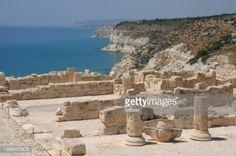 02-09 'Ruins of Curium overlooking Mediterranean,... #limassol: 02-09 'Ruins of Curium overlooking Mediterranean, Cyprus.'… #limassol