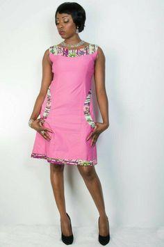 SALE: Ankara Arike Dress Babydoll Dress by MisiAfriqueBoutique African Wear Dresses, Latest African Fashion Dresses, African Print Fashion, African Attire, African Blouses, African Shirts, African Traditional Dresses, Babydoll Dress, Fashion Design