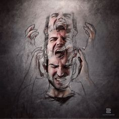 Incredibly Hybrid Portraits by Sebastien Del Grosso.  Sebastien Del Grosso is a sketch artist from Paris, who sketches himself into a photograph he has taken to make it look realistic.  http://www.funpalstudio.com/incredibly-hybrid-portraits-by-sebastien-del-grosso/