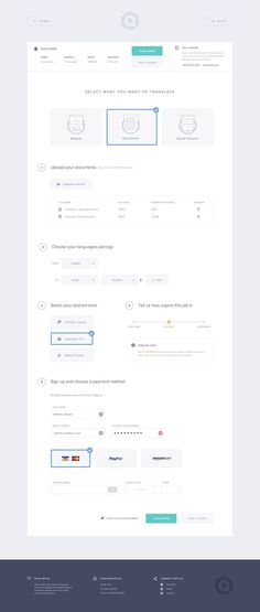 UI - UX Checkout page by Mathieu Mayer-Mazzoli A Healthy Relationship With Failure Some people have Dashboard Ui, Dashboard Design, Ui Ux Design, Web Design Form, Graphic Design, Layout Design, Web Layout, Page Design, Webdesign Inspiration