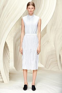 Boss Resort 2016 Fashion Show: Complete Collection - Style.com