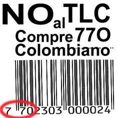 No al TLC  Compre Colombiano 770