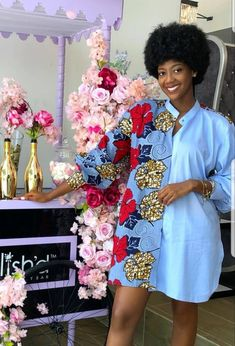 latest ankara long gown styles 2019 for ladies,latest ovation ankara styles,latest ankara short gown ankara gown styles ankara styles Short Ankara Dresses, African Wear Dresses, Ankara Dress Styles, African Fashion Ankara, Latest African Fashion Dresses, African Print Fashion, African Attire, African Prints, Africa Fashion