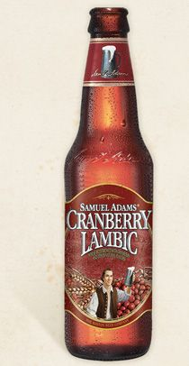 Sam Adams' Cranberry Lambic