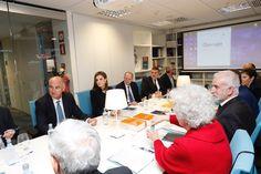Foro Hispanico de Opiniones sobre la Realeza: La Reina Letizia preside la reunión ordinaria del Consejo Asesor de Fundeu