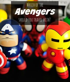 Choosing a travel companion can be a challenge. They should be someone whose personality vibes with yours, who will be up for the same types of activities and who you can stand spending every waking moment with for an extended period of time – not unlike being part of the world's mightiest superhero team.   Travelers Assemble! It's time to find find out which of the Avengers you would be most suited to travel with.