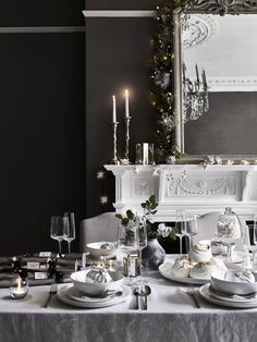 House of Fraser - Inspiration and Ideas - Get everything sorted in time for the big day with our handy Christmas checklist. Noel Christmas, Christmas Wishes, Classy Christmas, Christmas Decor, Christmas Checklist, House Of Fraser, Beautiful Interiors, Gift Guide, Modern