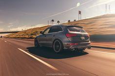 Audi Q5 #Audi #Q5 #SUV #Automotive #Car #Truck #Travel #Transportation #Explore