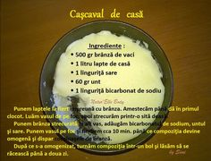 Caşcaval de casă: Pastry Cake, Queso, Unt, Cheese, Cooking, Food, Home, Canning, Kitchens