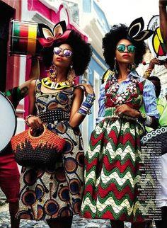 Moda Africana                                                       …