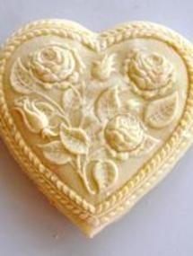 Rose Wedding Heart