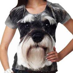 Schnauzer t shirt Schnauzer Art, Mini Schnauzer Puppies, Standard Schnauzer, Miniature Schnauzer, Schnauzers, Mans Best Friend, Dog Pictures, Puppy Love, Best Dogs