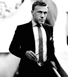 Christoph Waltz - such a good 'bad guy'