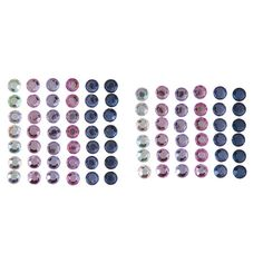 Darice® Sticky Back Rhinestones, Purple Rain
