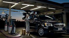 Jeszcze tylko paliwo i Lancia Voyager zabierze Cię w świat!