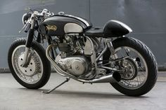 THE CAFERACER NORTON