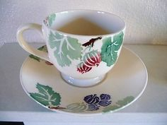 Gooseberry Cup & Saucer (Afternoon Tea Exclusive) 2002 (Discontinued)