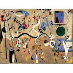 16053A - Puzzle Carnaval del Arlequín. Joan Miró. Puzzle de 1000 piezas Editions Ricordi.  http://sinpuzzle.com/puzzle-1000-piezas/289-16053a-puzzle-carnaval-del-arlequin-joan-miro-1000p-editions-r.html