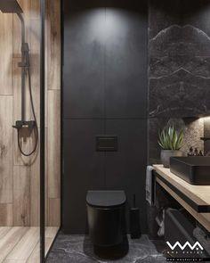 Toilet Room, Small Bathroom, Bathrooms, Cabin Homes, Bathroom Inspiration, New Homes, Bathtub, Interior Design, House