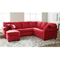 39saunders ii39 3 piece queen size sofa bed sectional for Sectional sofas from sears