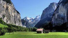 Der wundersame Hotel Aescher in Appenzellerland, Schweiz Cool Landscapes, Beautiful Landscapes, Landscape Paintings, Photomontage, Beautiful Posters, Beautiful Places, Landscape Photography, Travel Photography, Switzerland Tourism