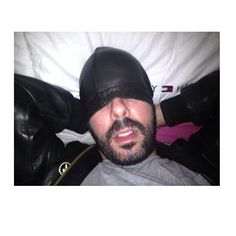 Hood man @presleysnipes 💂 - @juddkatz- #webstagram