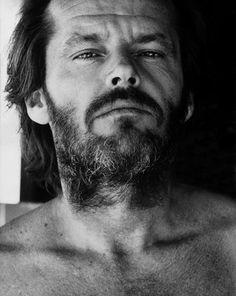 Gorgeous shot of Jack Nicholson